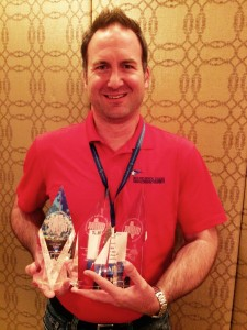 City wins three awards for video production