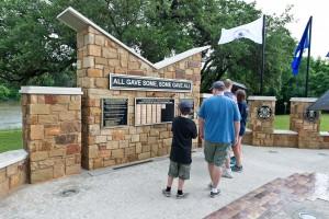 Round Rock Veterans Monument Recognition Program