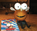 Parties and pumpkins at the Library