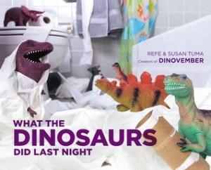 Celebrate Dino-vember at the Library