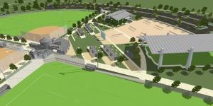City seeks input on Adult Sports Complex