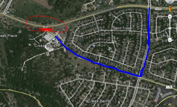 TxDOT plans Sam Bass Road closure beginning Thursday, Dec. 10