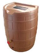 Rain barrels available at discount