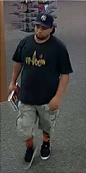 Police seek assistance identifying disorderly conduct suspect
