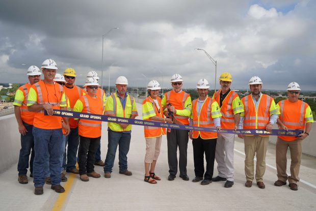 TxDOT opens new I-35 ramps at McNeil Road/RM 620