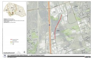 Council approves Mays Street extension agreement with Williamson County