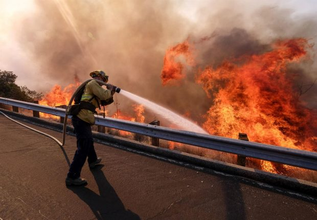 City personnel deployed to assist with California wildfires
