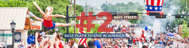 Round Rock ranks No. 2 on 'Money' list of Best Places to Live