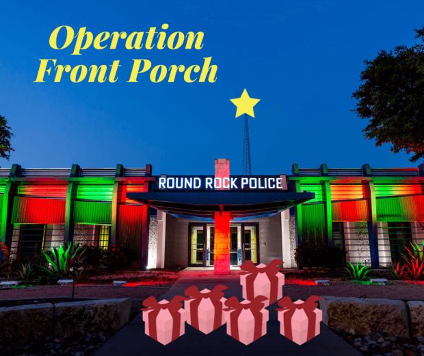 Operation Front Porch begins Nov. 8