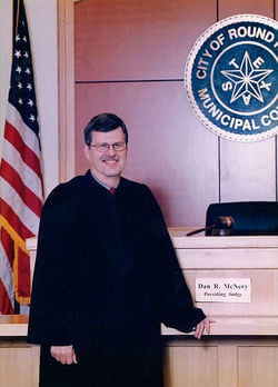 Council votes to rename courtroom after Judge Dan McNery