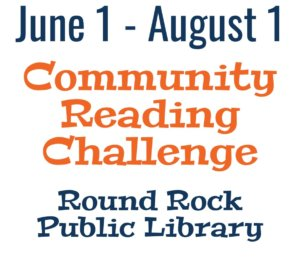 Join the Community Reading Challenge