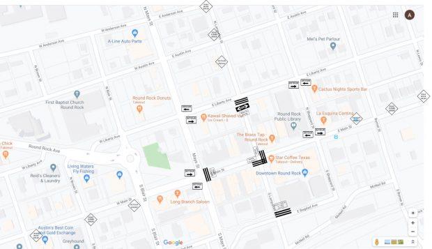 East Main Street closures scheduled June 18-19, 25-26
