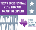 Library Awarded Texas Book Festival Grant