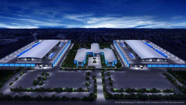 Data center provider announces 1.5 million square foot project in Round Rock
