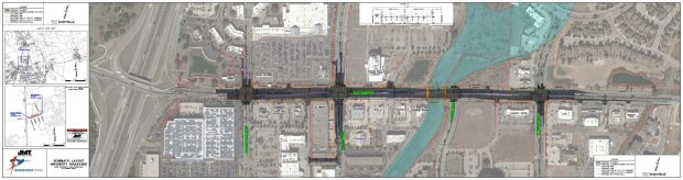 Increased traffic, delays expected during next phase of University Boulevard widening project