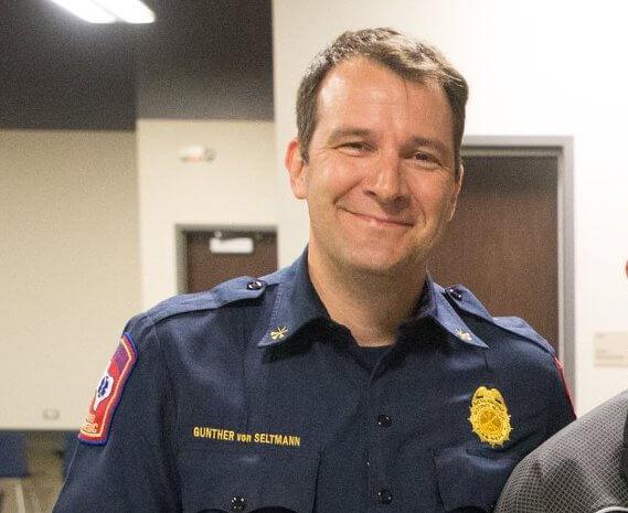 Round Rock firefighter deploys to Louisiana