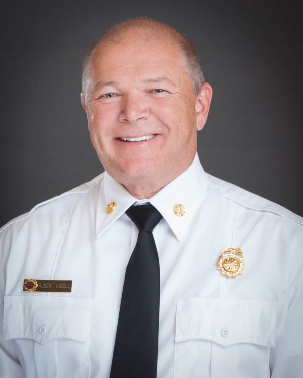 Round Rock Fire Chief announces upcoming departure