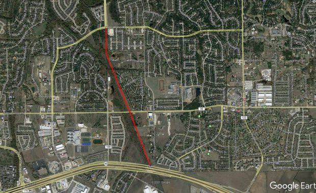Council approves contract for Kenney Fort Boulevard extension